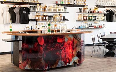 Visit Our Distillery